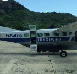 Tradewind Aviation – Vôo de St Barths para St Juan – Cessna Grand Caravan