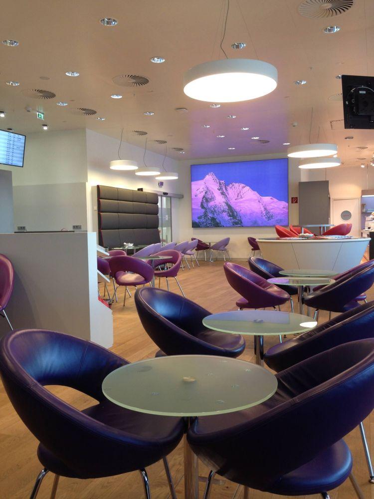 Austrian Senator Lounge