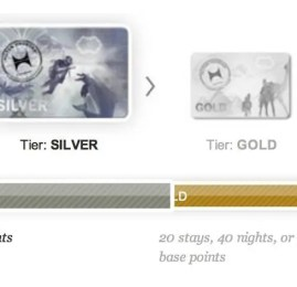 Ganhe status Silver instantâneo no HHonors e Gold depois de 4 estadias apenas