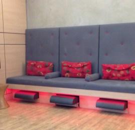 Sala VIP TAM – Aeroporto de Guarulhos (GRU) – Terminal 2