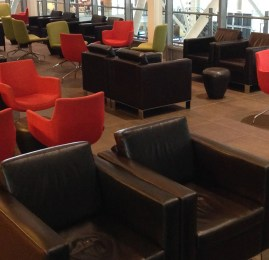 Premium Lounge South African Airways no Aeroporto de Cape Town (CPT)