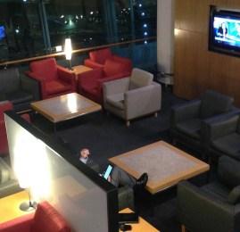 Sala VIP Skyview Lounge Cathay Pacific no Aeroporto de Cingapura (SIN)