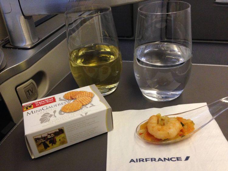 Classe Executiva Affaires Air France B777-200ER