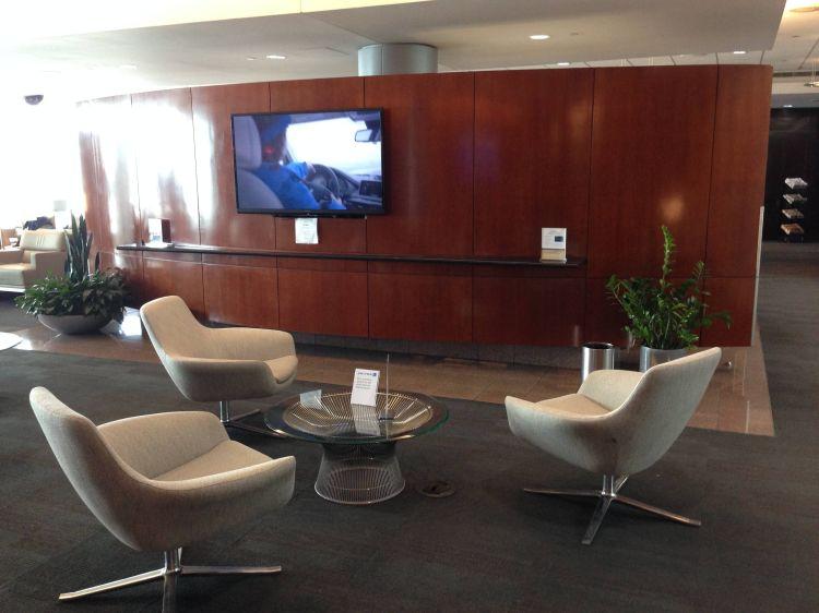 Sala VIP United Club no Aeroporto de Denver (DEN)