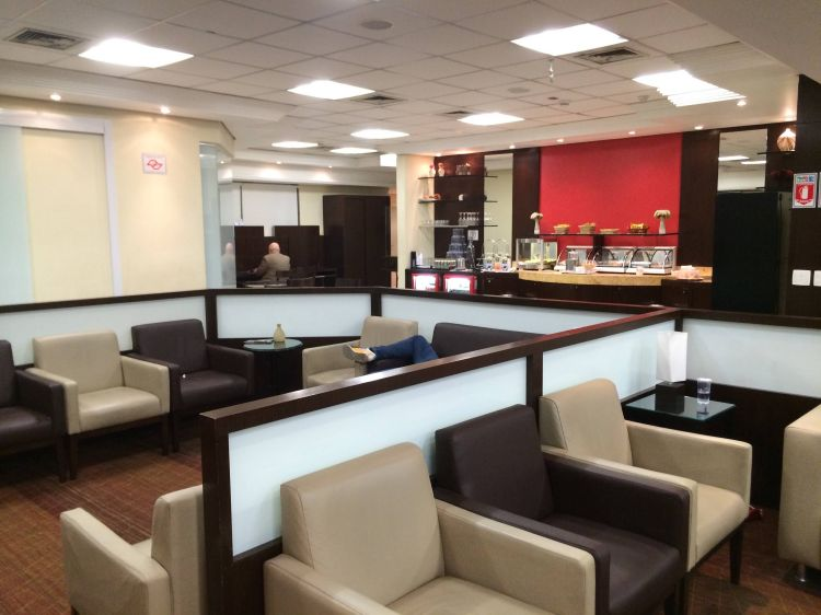 VIP Lounge Guarulhos Avianca