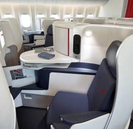 Air France traz novas cabines para o Brasil a partir de hoje