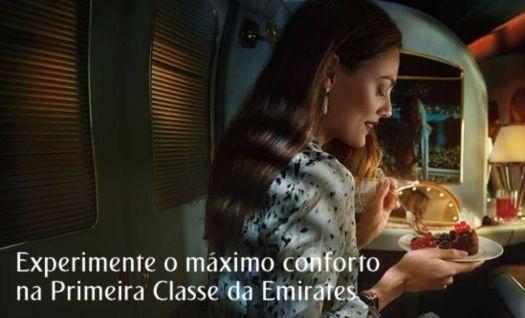 emirates promocao
