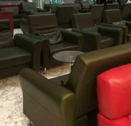 DCA Lounge no Aeroporto de Dubai (DXB)