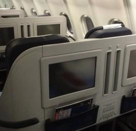Classe Executiva da Egyptair no Airbus A330