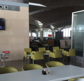 Royal Jordanian Crown Lounge – Aeroporto de Amman (AMM)
