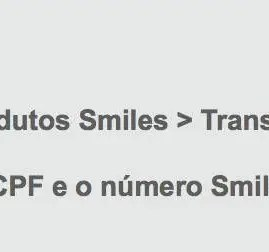 Smiles prorroga promoção para transferência de milhas entre contas