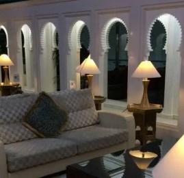 The Emirates First Class Lounge – Aeroporto de Dubai (DXB)