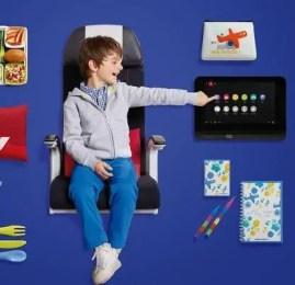 Air France lança 'Kids' e 'Kids Solo', novos produtos e serviços para o público infantil