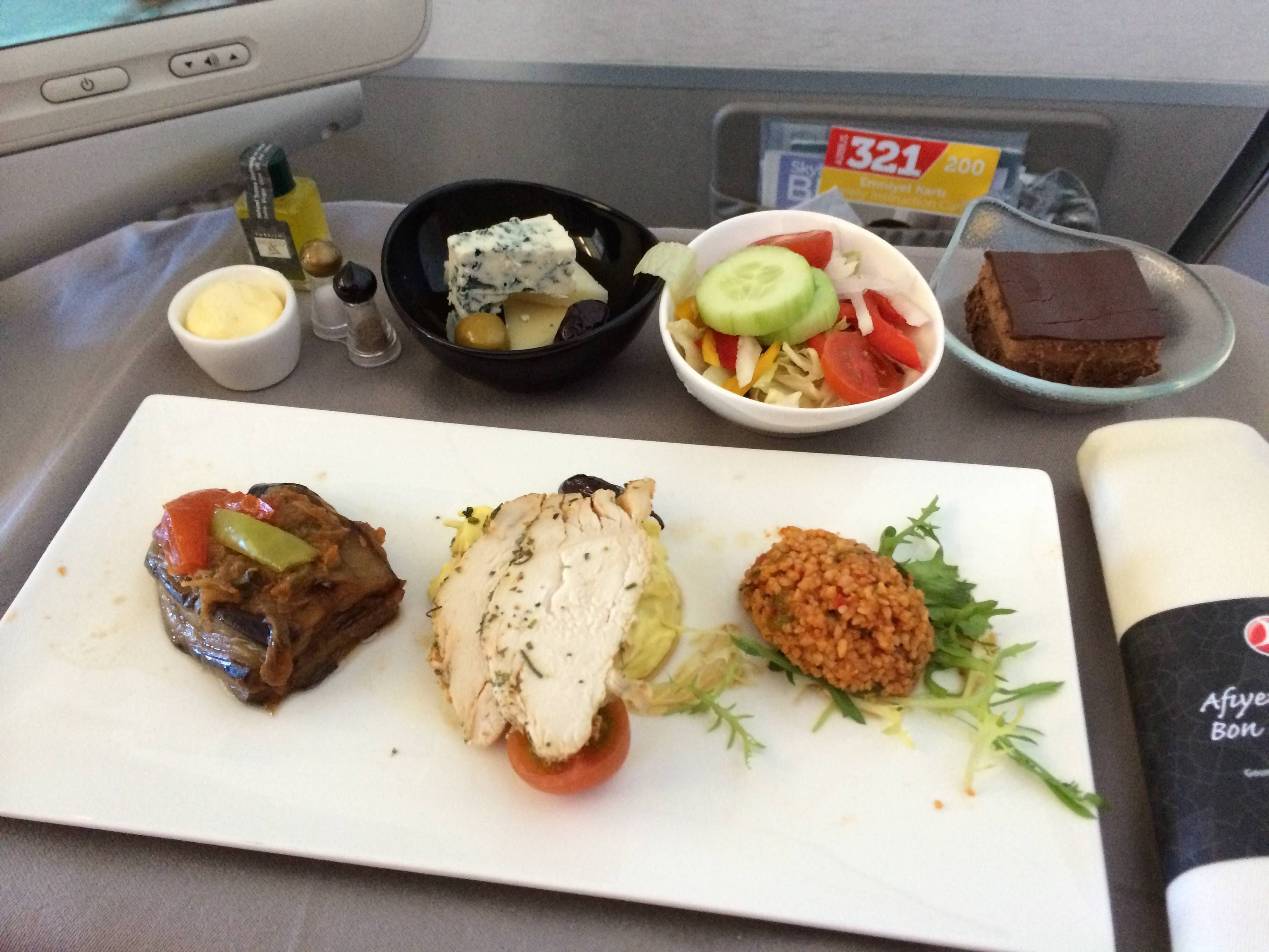 Turkish Airlines BUsiness Class Executiva A321 - passageirodeprimeira