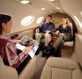 Air France lança serviço de jato privado