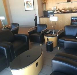 Sala VIP Lufthansa Club Lounge – Aeroporto de Dallas (DFW)