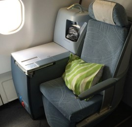 Classe Executiva da Finnair no A330