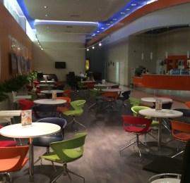 Sala VIP Galaktika Business Lounge – Aeroporto de Moscow (SVO)