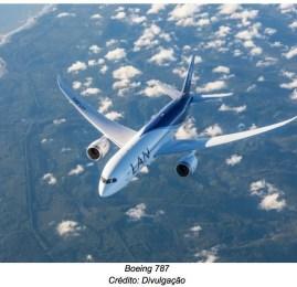 LAN passará a operar a rota  Santiago – Auckland – Sidney com aeronaves Boeing 787