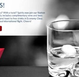 Delta oferece vinhos premiados para seus clientes BusinessElite da América do Sul