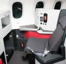 Avianca recebe o primeiro B787 com nova classe executiva