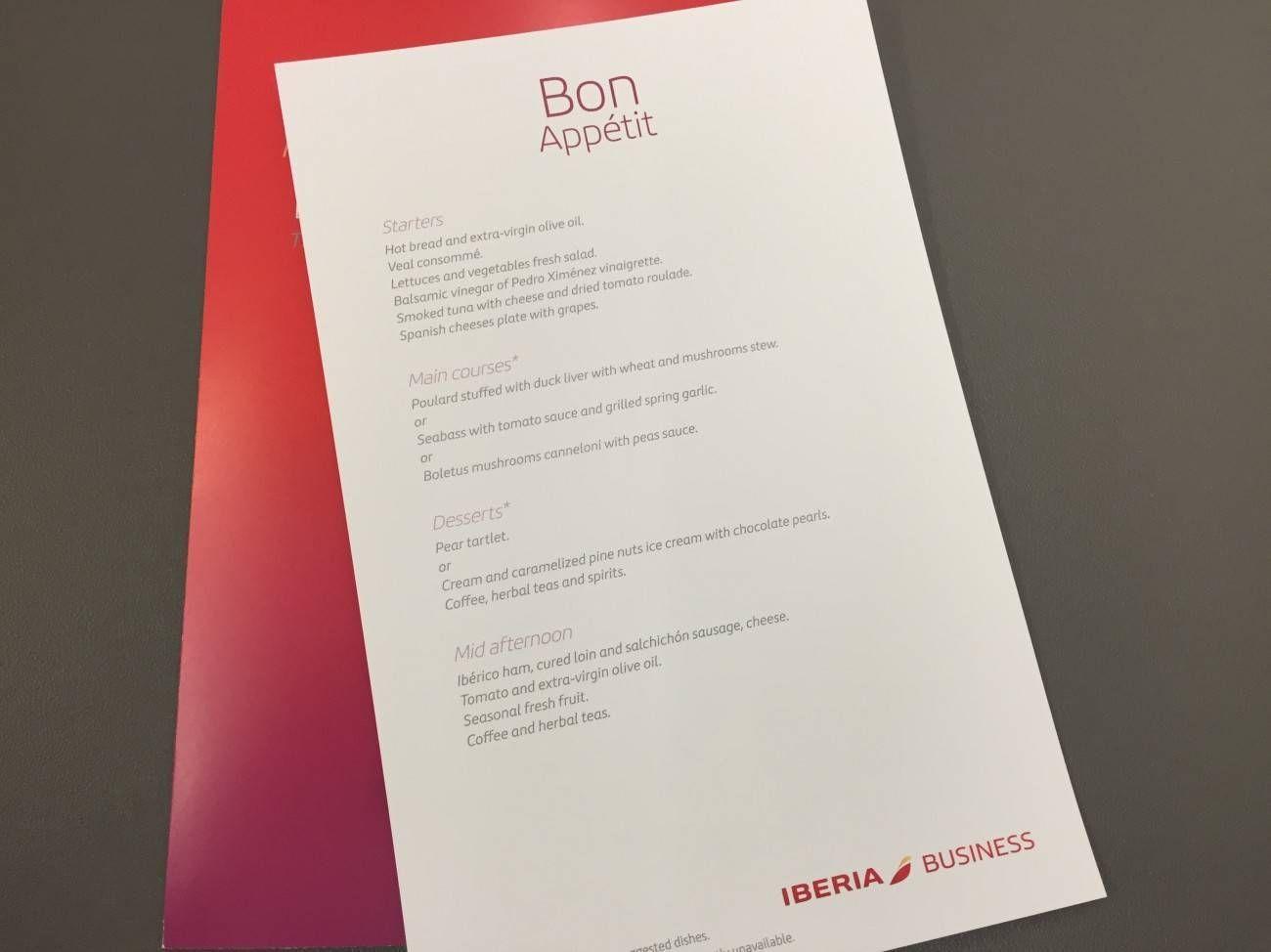 iberia a330 business plus classe executiva