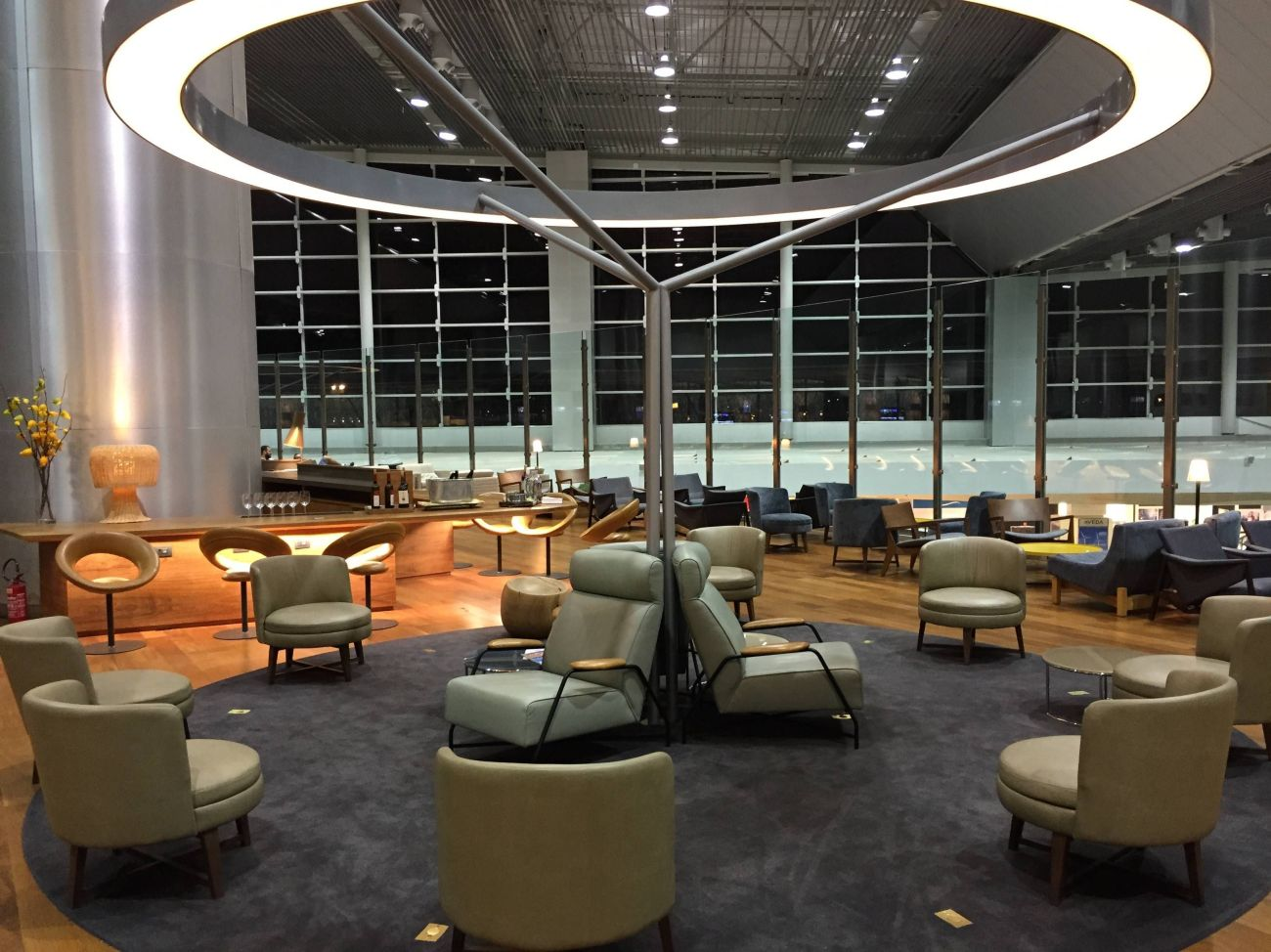 star alliance vip lounge sao paulo