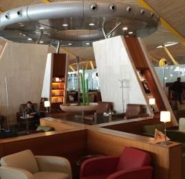 Sala VIP Dalí da Iberia – Aeroporto de Madrid (MAD)
