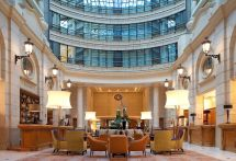Paris Marriott Hotel Champs-elysees Passageiro De Primeira
