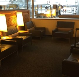 Sala VIP Air France – Aeroporto de Paris (CDG) – Terminal F