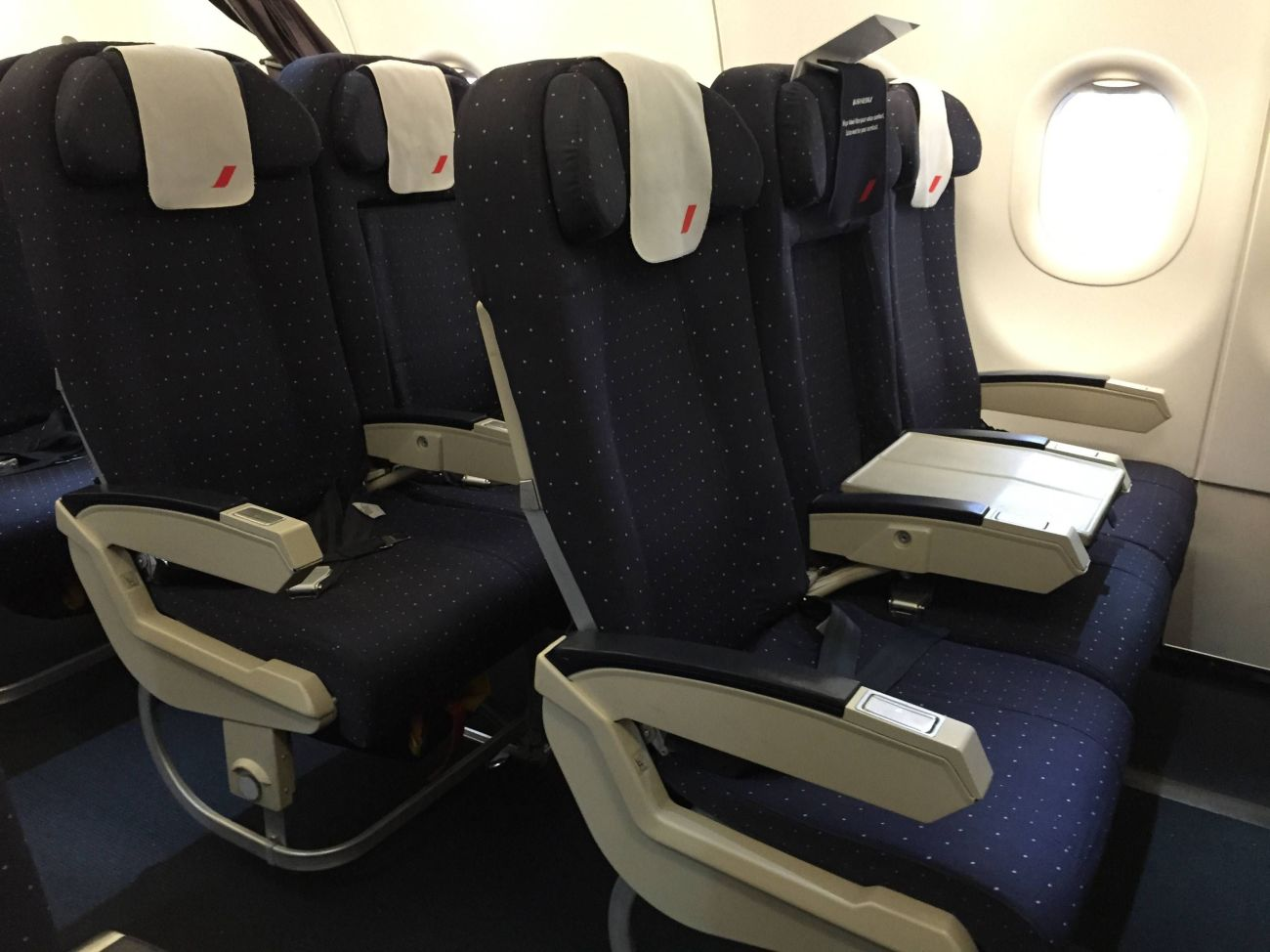 air france a320 business class