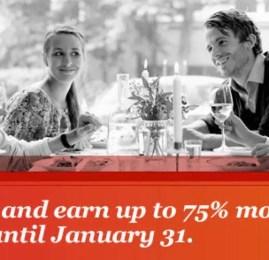 IHG Rewards faz promoção dando até 75% de bonus na compra de pontos