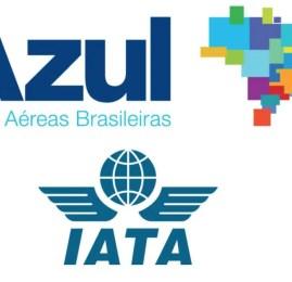 Azul torna-se membro da IATA