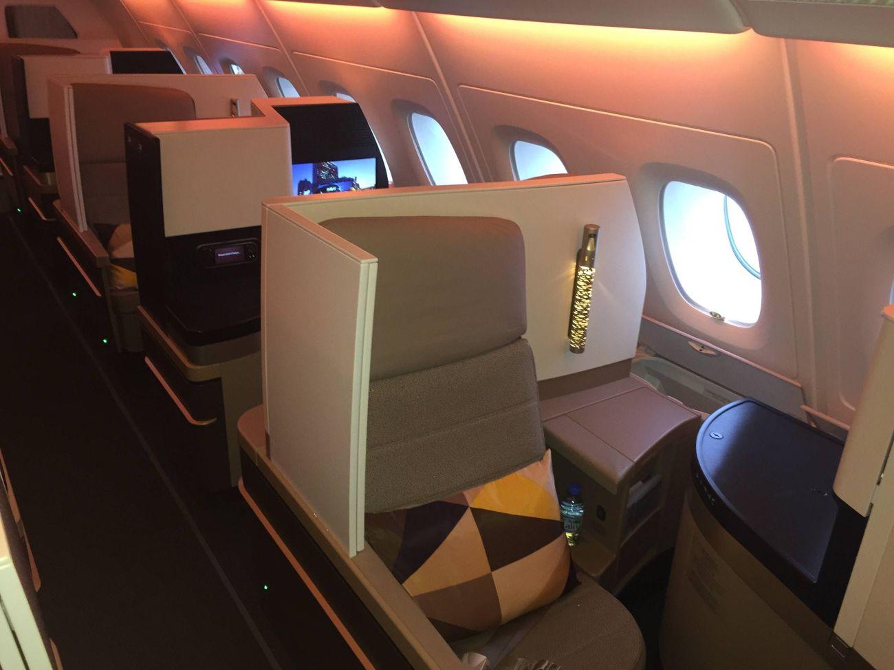 Etihad A380 Business Studio Class PassageirodePrimeira-04