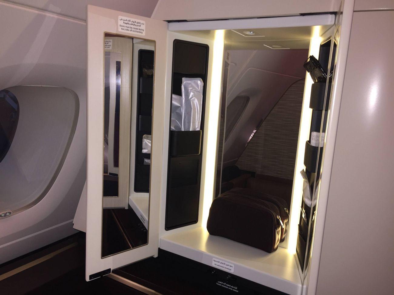 First Class Apartment A380 Etihad - PassageirodePrimeira13