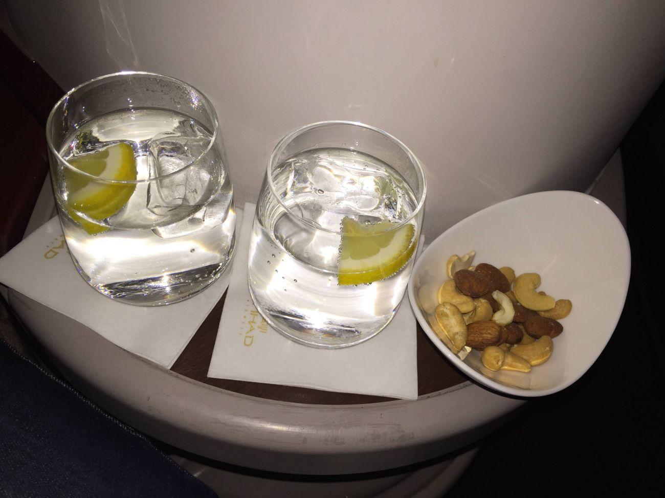 Jet Airways A330 Business Class Etihad Passageirodeprimeira -031