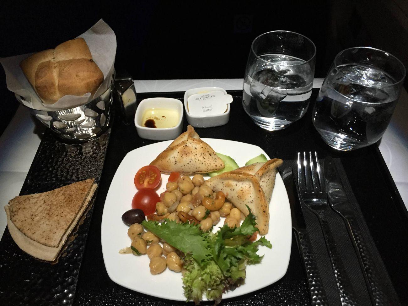 Jet Airways A330 Business Class Etihad Passageirodeprimeira -034
