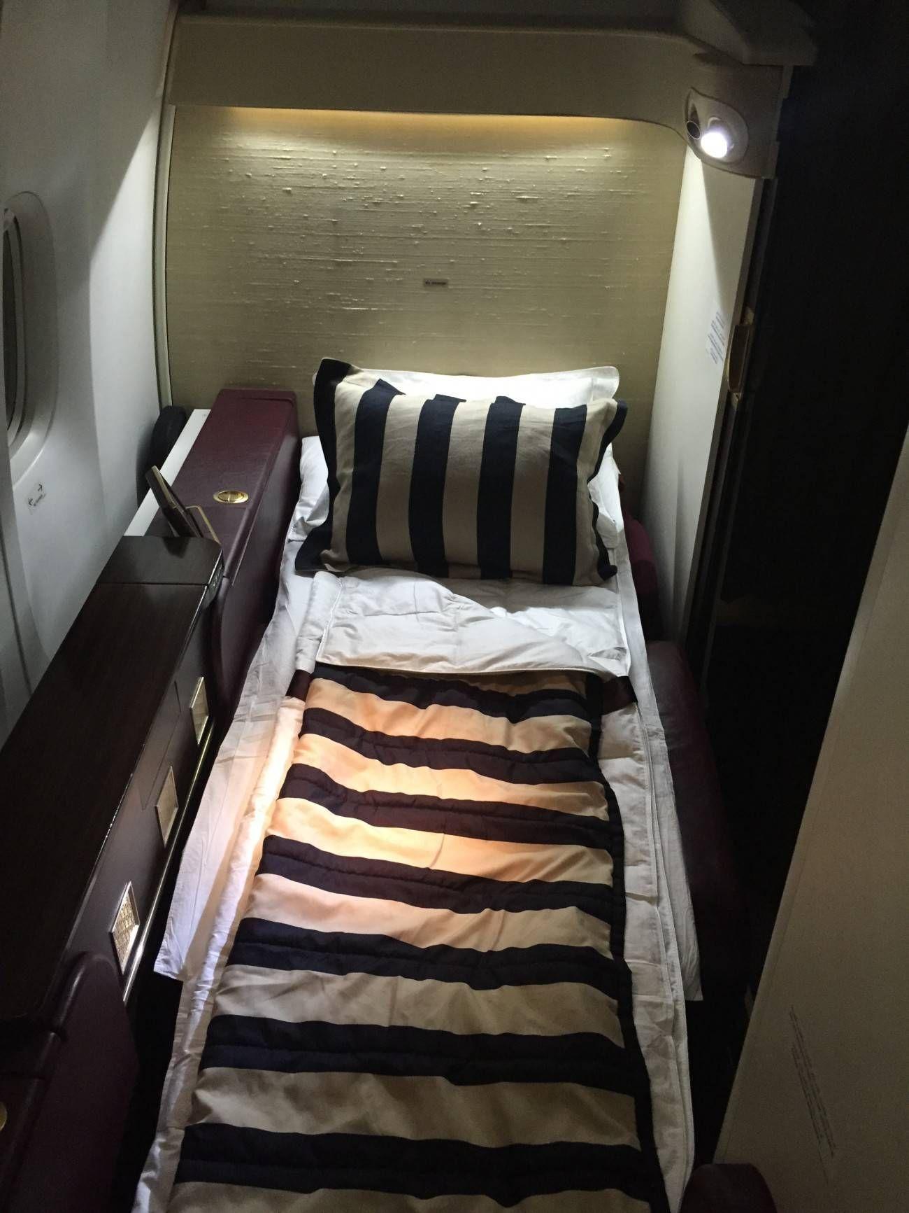 Jet Airways B777 First Class Etihad Passageiro de Primeira-38