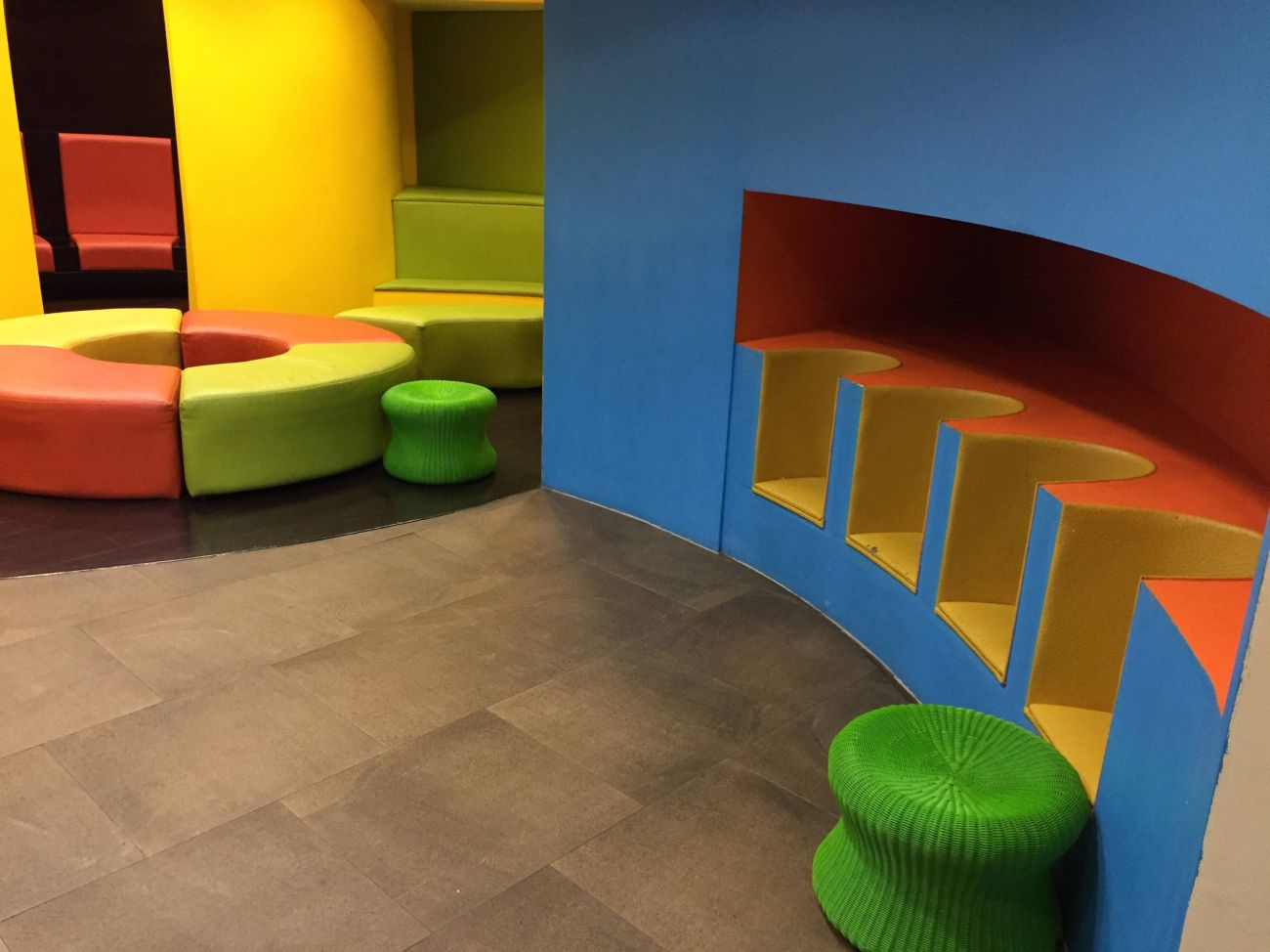 South African Platinum Lounge JNB PassageirodePrimeira-010