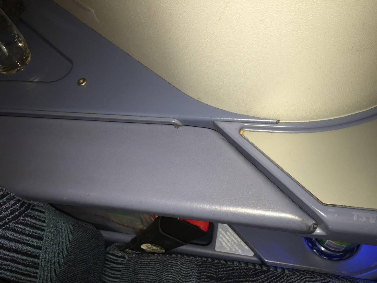 Air Canada B777 Business Class-017
