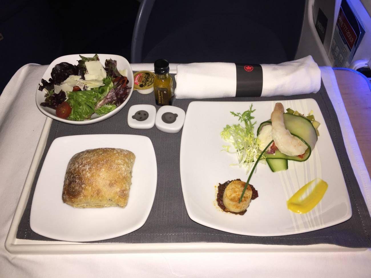 Air Canada B777 Business Class-024