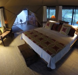 Lodge Selous Siwandu – Safari na Tanzânia