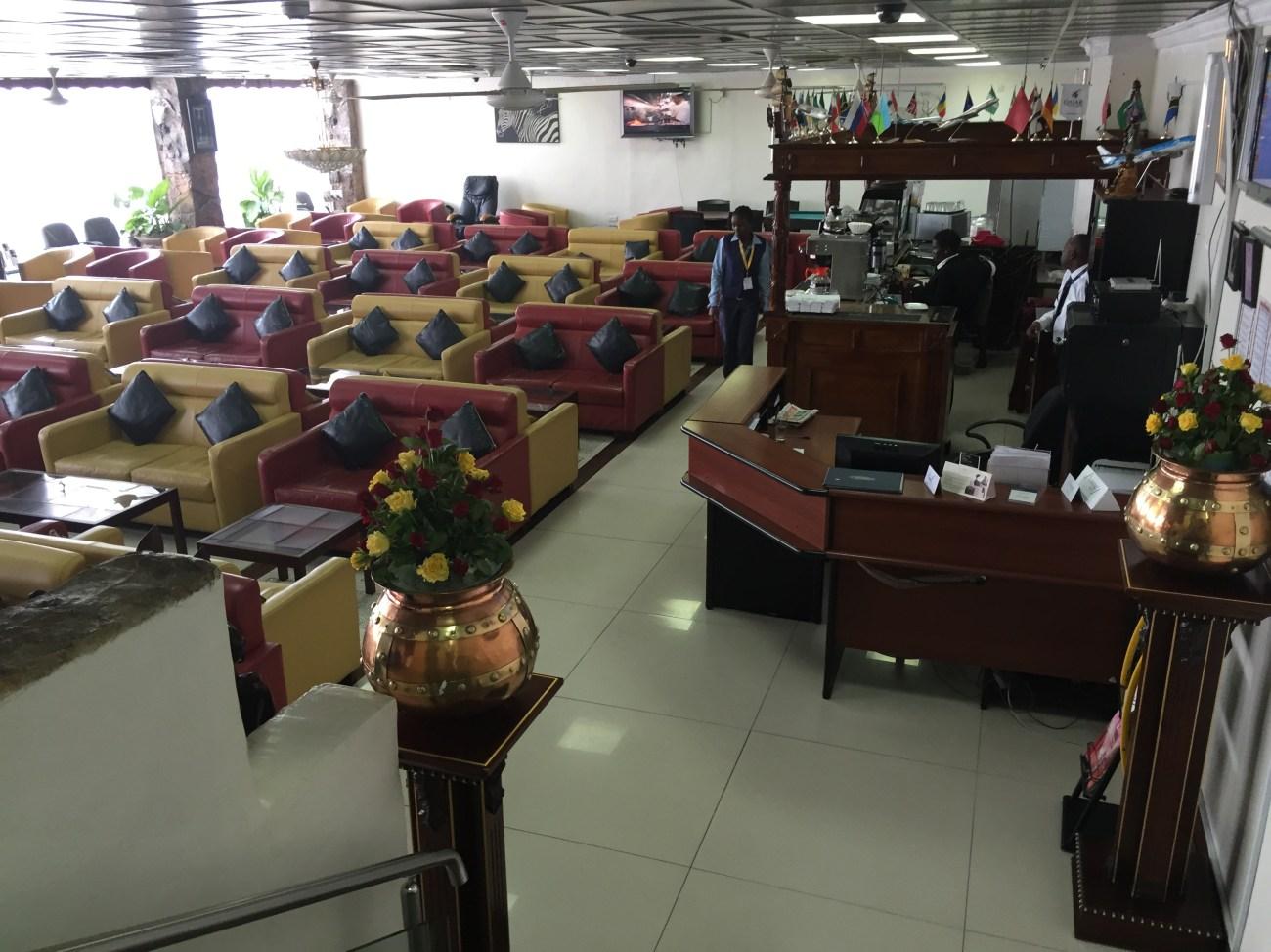 Tanzania Lounge Dar Es Salaam - 05