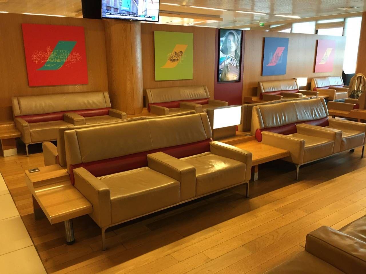 Air France Lounge Paris Terminal 2E-07