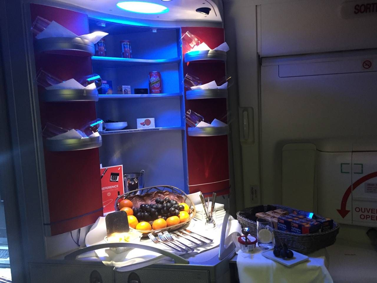 Air France New Business Class-043