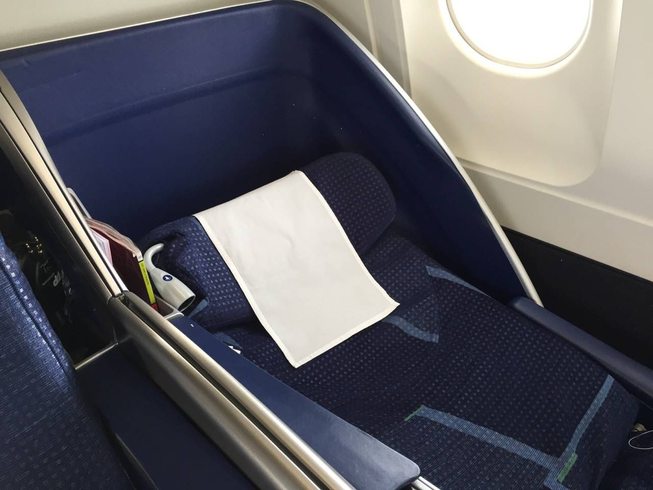 Classe Executiva TAP A330 Passageiro de Primeira-028