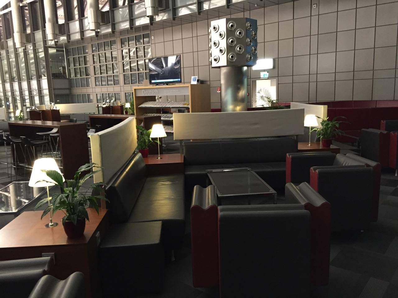 Hamburg Airport Lounge -013