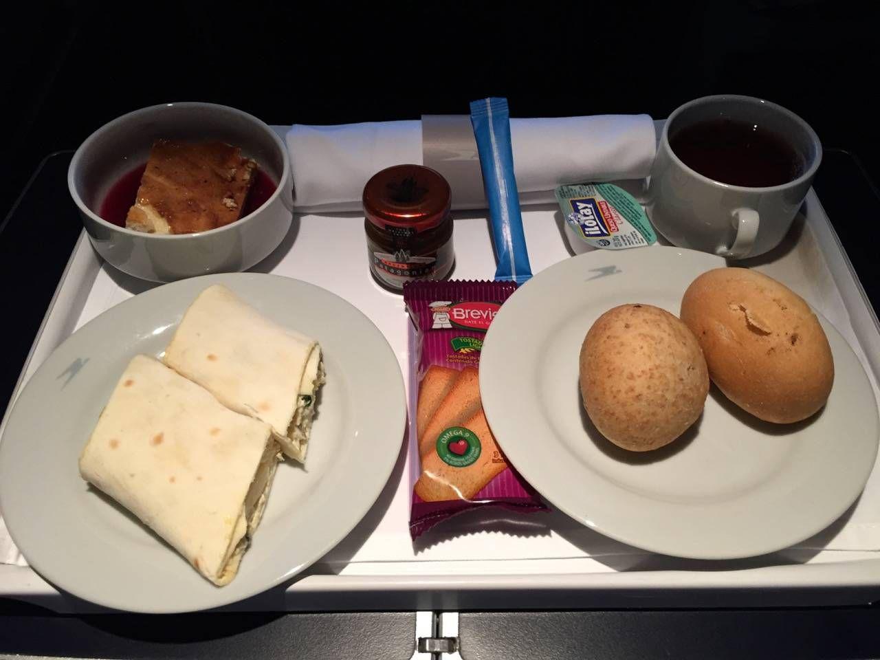 Aerolineas Argentinas Classe Executiva Business Class -031