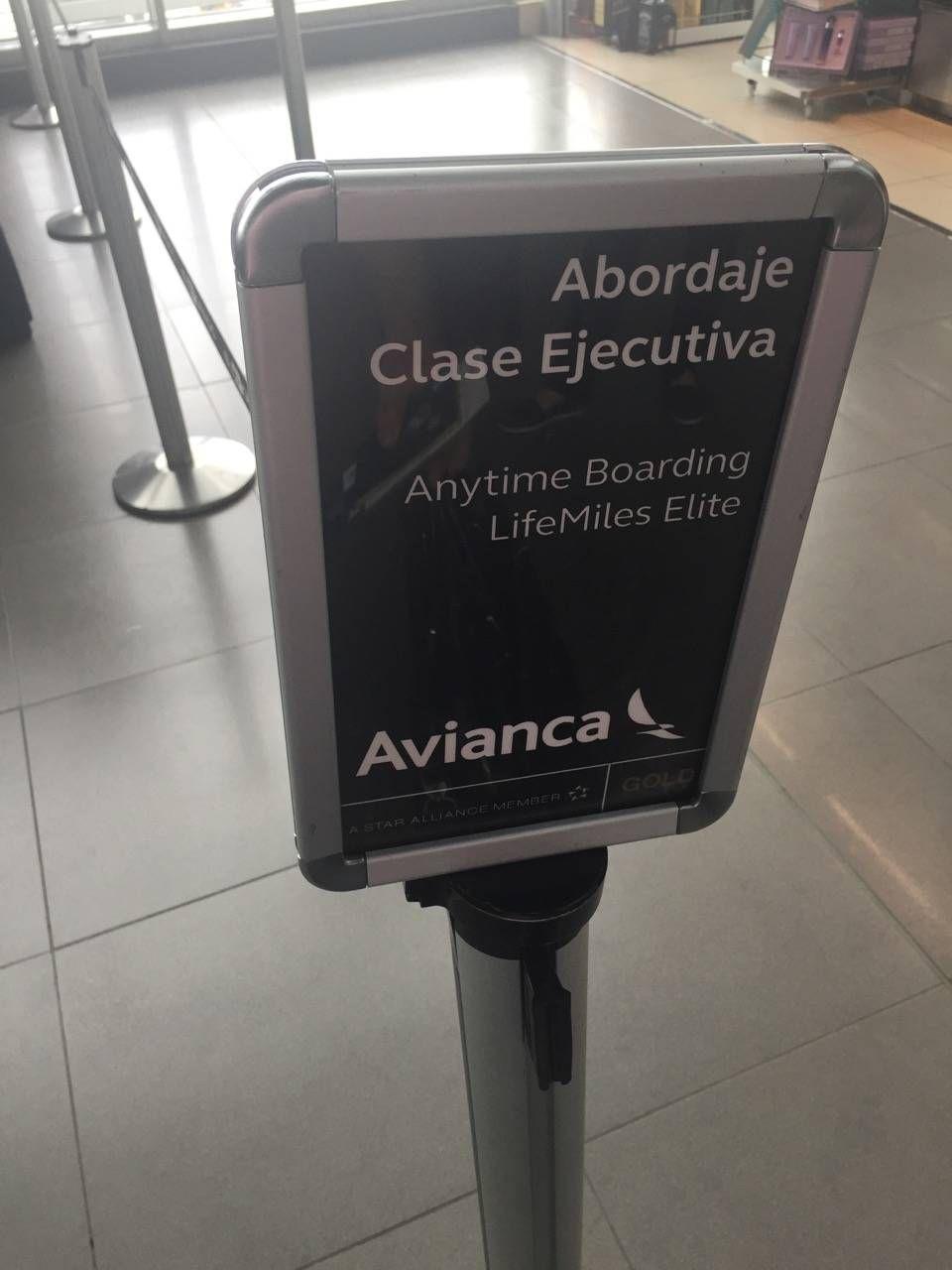 Avianca B787 Classe Executiva Business class-01