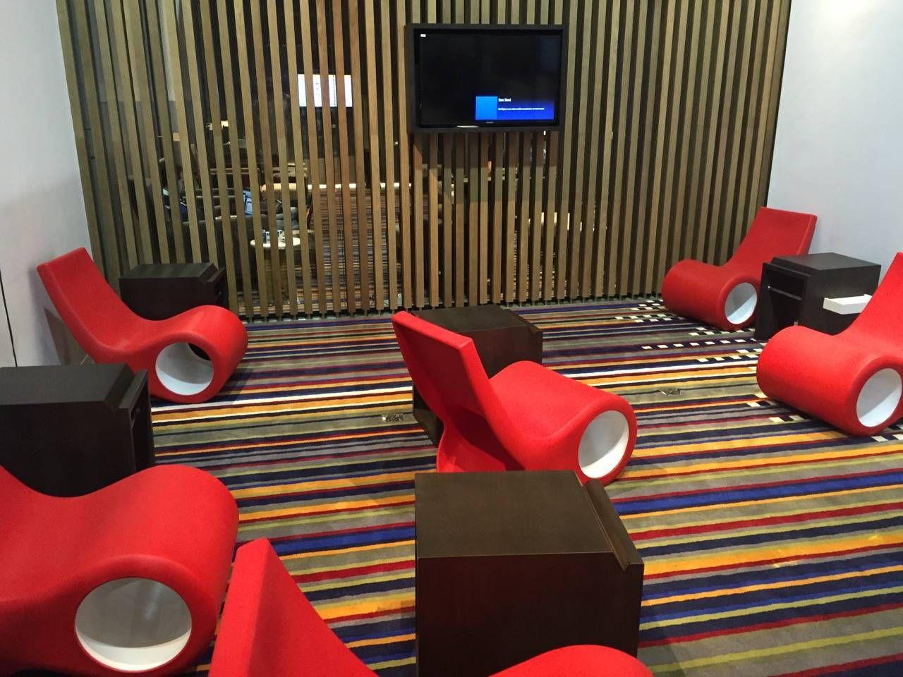 Sala VIP LATAM Guarulhos -01